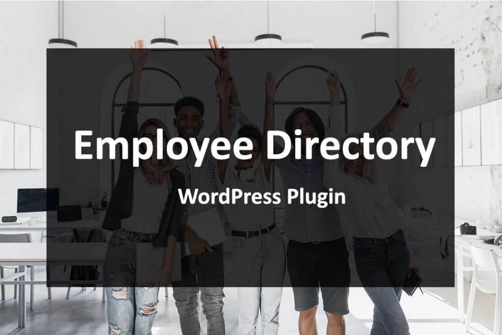 Employee Directory WordPress Plugin