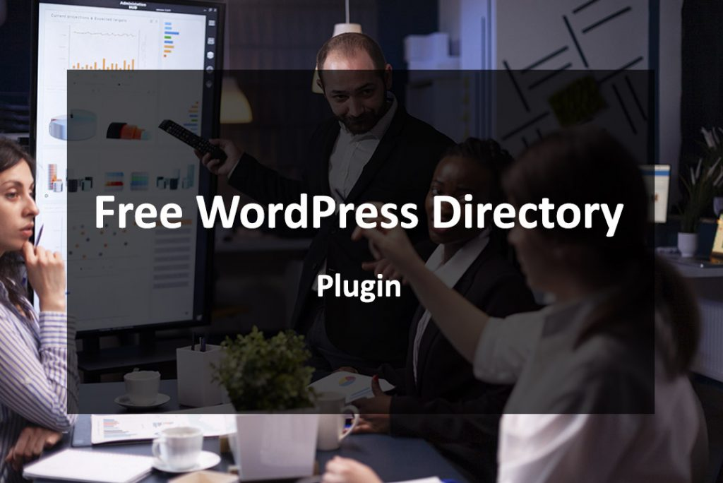 WordPress Directory Plugin Free