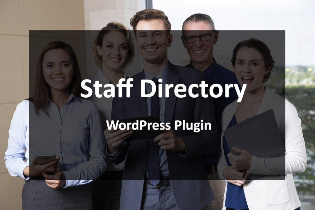 Staff Directory WordPress Plugin